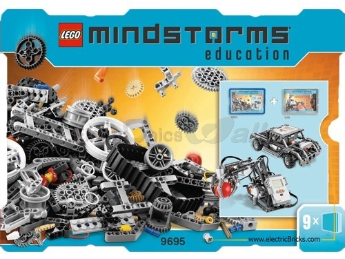 LEGO Mindstorms NXT Resource Set
