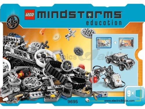 Ewall - LEGO Mindstorms NXT Resource Set