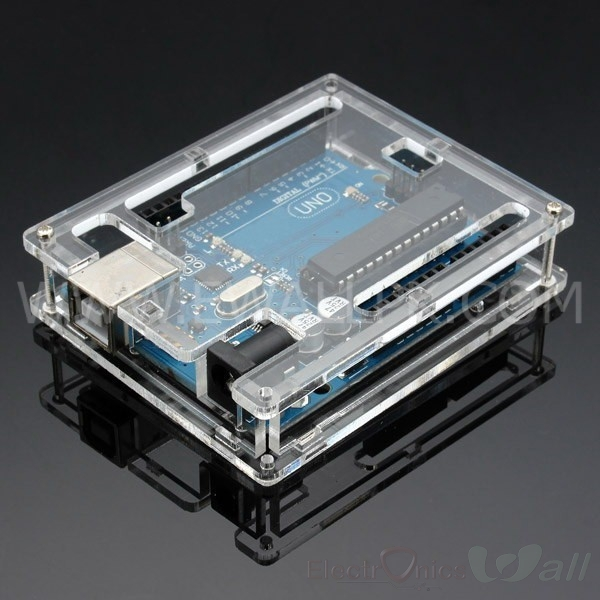 Transparent Acrylic Box For Arduino UNO