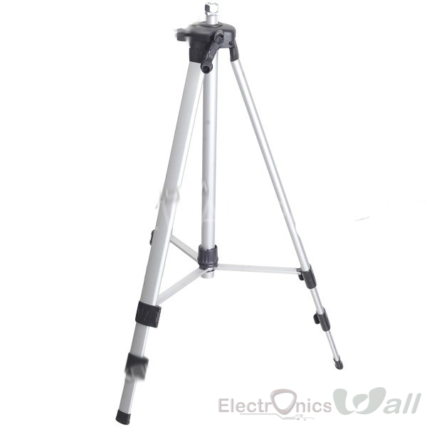 FPV Ground Station Aluminum Retractable Tripod 60-180cm Tripod w/Extension Plate (Economy)