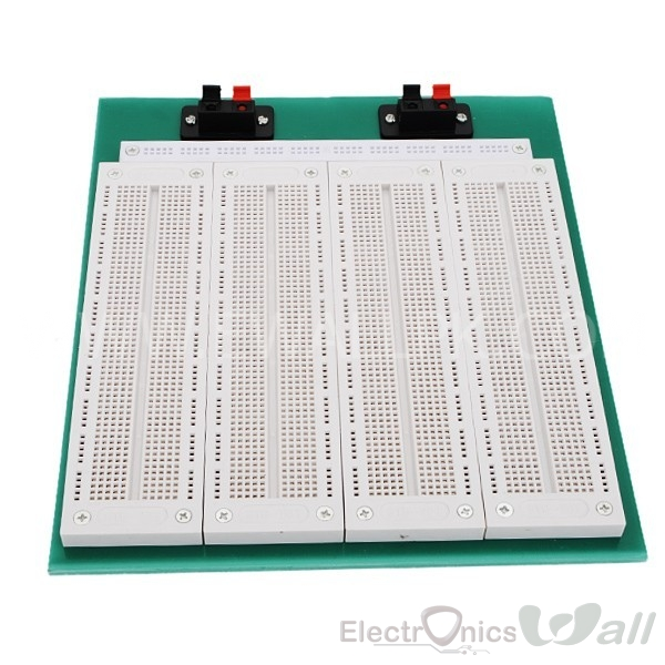 4 In1 2800 Point SYB-500 Tiepoint large Breadboard