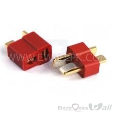 T plug Deans Male Female pair Connector