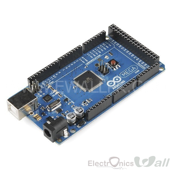 Arduino Mega2560 R3 (High Quality) with USB Cable