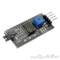 IIC I2C Serial Interface Module for 16x2/20x4 LCD