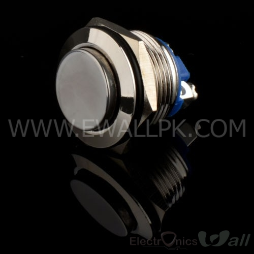 19mm 3A Metallic Push Button Non_Latch