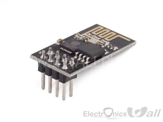 WiFi Serial Transceiver Module w/ ESP8266 - 1MB Flash (V.01)