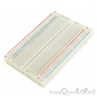 Small 400 Tie Point Breadboard Prototype Bread board