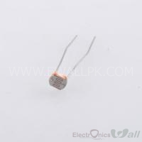 Photoresistor LDR CDS 5mm