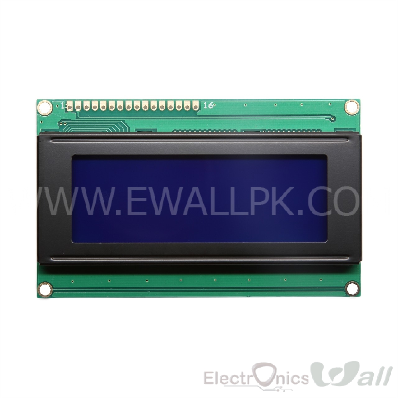 LCD Display (Blue Back-light )2004 Basic 20x4 Character