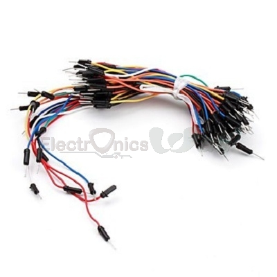 65PCS Jumper Wire Male to Male