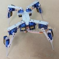 4 Foot Spider Quadruped Robot
