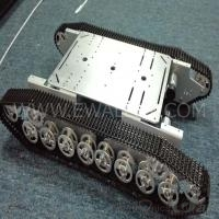 ET800 4WD Metal Tank Chassis Crawler Smart Car Robot Big Guy 2