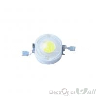 1W Led Bulb Lamp Cold White/Warm White 350mA 80-90LM LED Chip