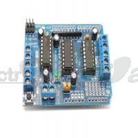 Arduino Stepper Motor/Servo/DC Motor Shield