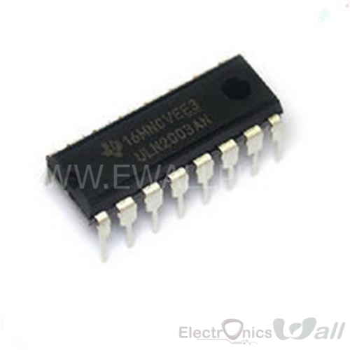 ULN2003 DIP-16 Relay/Stepper/Motor Driver IC