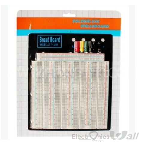 MCP ML-47B 3220 Tie Points Combine Breadboard