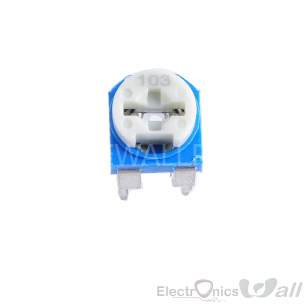100K(104) RM063 variable Resistor (Potentiometer)