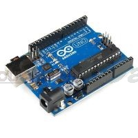 Arduino UNO R3 with USB cable (High Quality)
