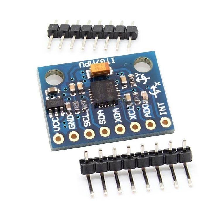 GY-521 6DOF IMU MPU-6050 3 Axis Gyro+Accelerometer Module