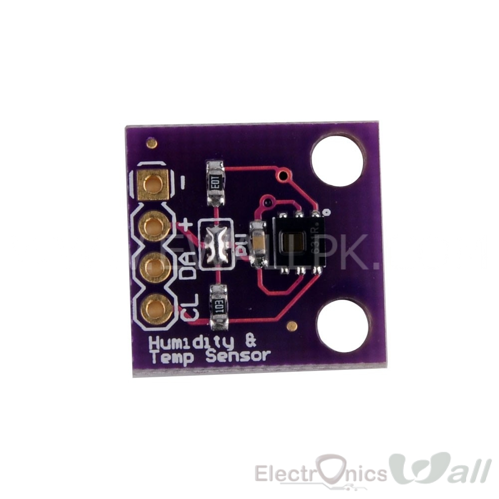 HDC1008 Temperature Humidity Sensor Module