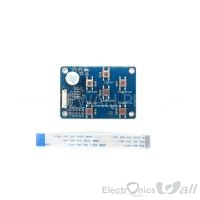 Input/Output (Keypad / Buzzer) Expansion interface board for Nextion TFT Display