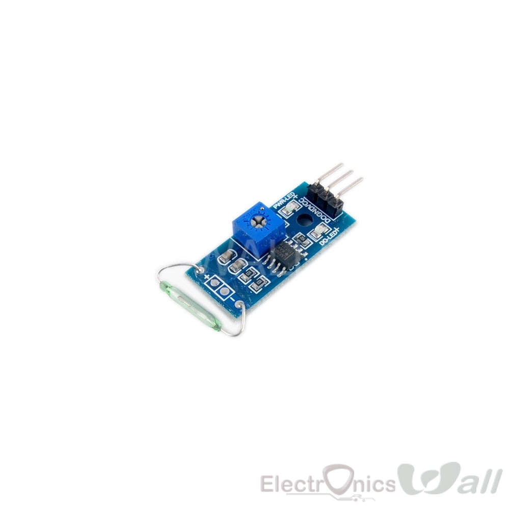 Magnetic Switch Reed Sensor Module