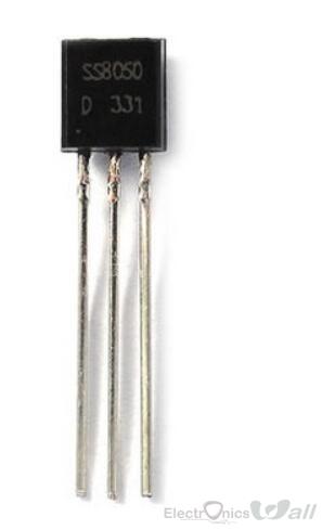 1.5A 40V SS8050 NPN Transistor