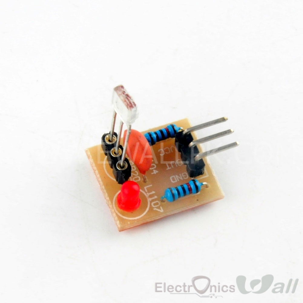 Laser Sensor Module Receiver