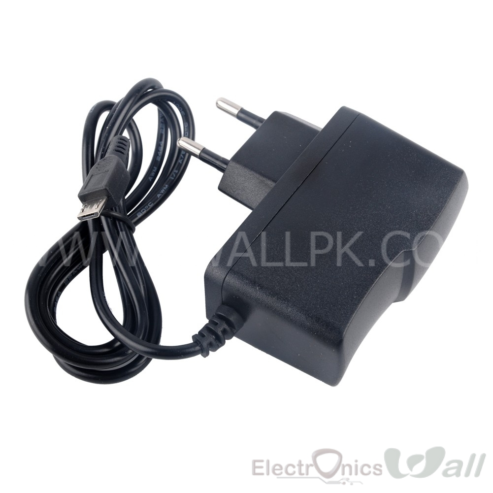 5V 2.5A Micro USB Charger Power Adapter for Raspberry Pi etc