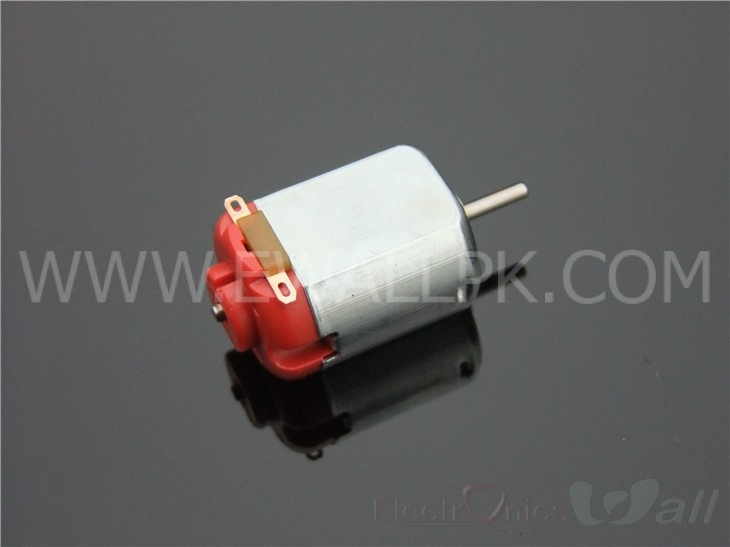DC Motor simple toy