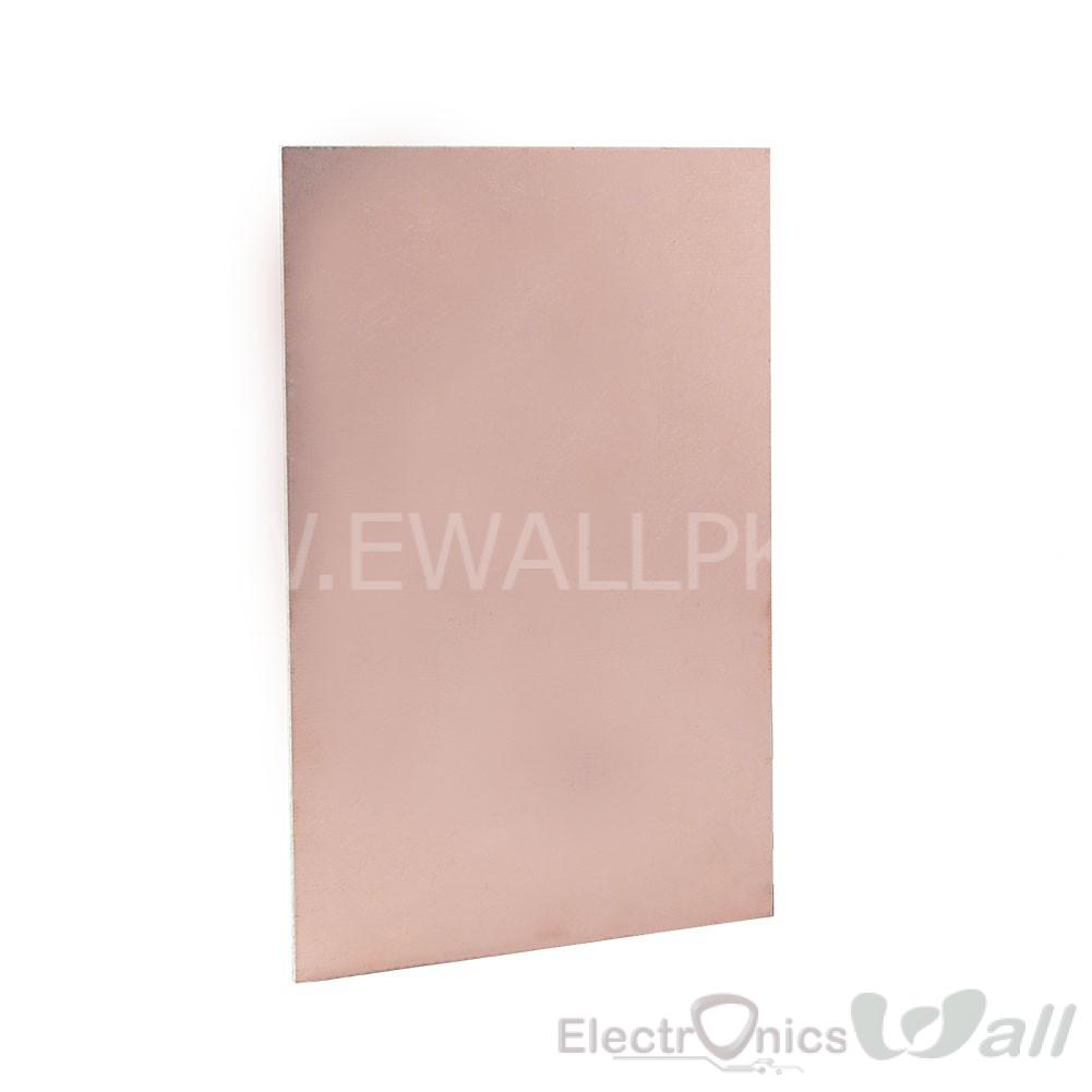 Doulex PCB Board CCL Board 10cmX15cmX1.5mm FR-4 Copper-Clad Board
