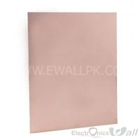 Doulex PCB Board CCL Board 10X10 X1.5mm FR-4 Copper Board