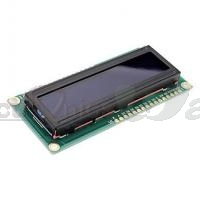 LCD 16x2 (1602) (Blue Color )