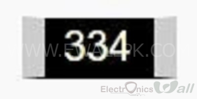 330K 0603 SMD Resistor( 20pcs packet)