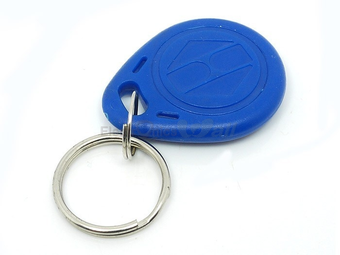 RFID 13.56 MHZ IC TAG TOKEN KEY RING