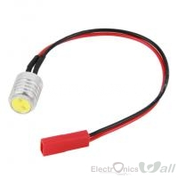 1.5W Super Bright LED Lamp for FPV Multicopter