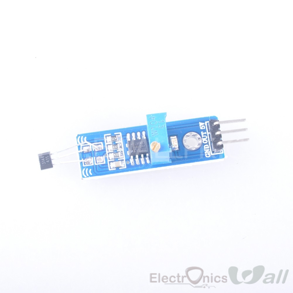 Hall Effect Hall Switch Sensor Magnetic feild sensor module