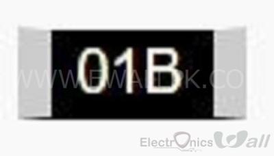 1K 0603 SMD Resistor( 20pcs packet)