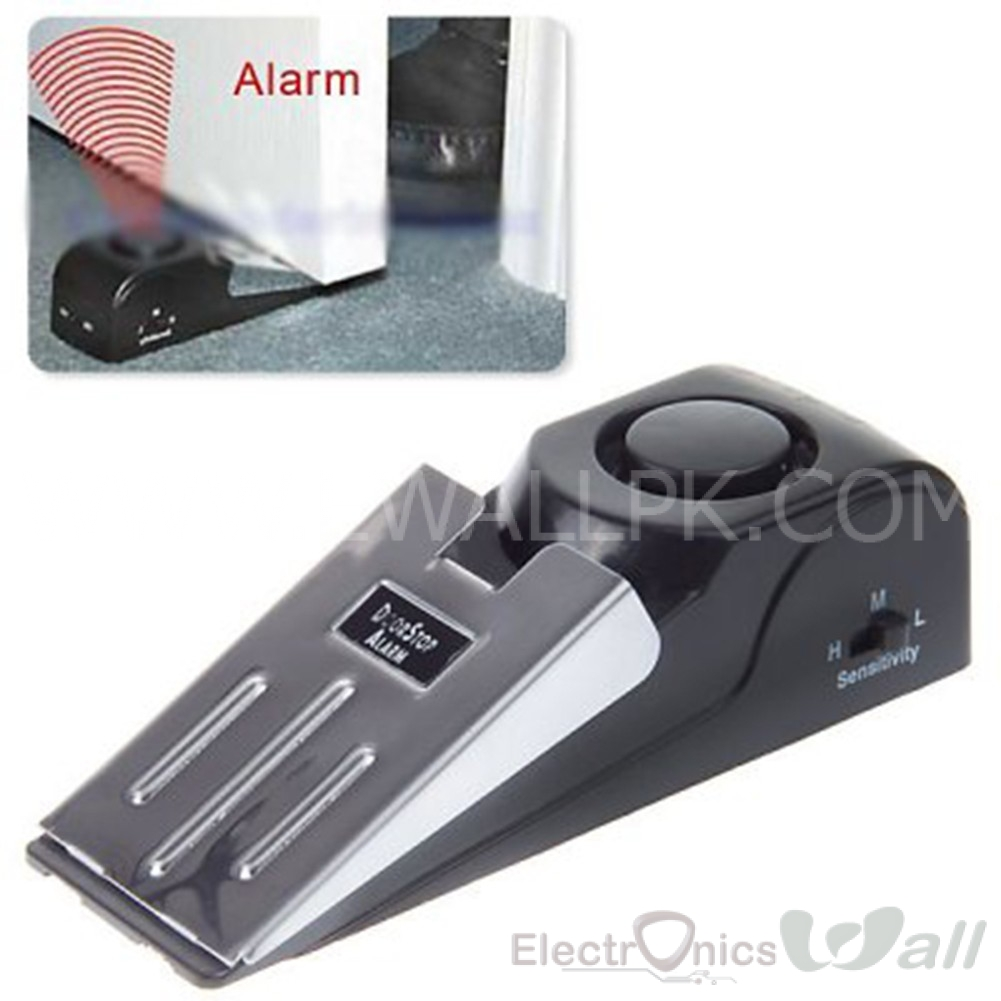 Door Stop Thief Alarm