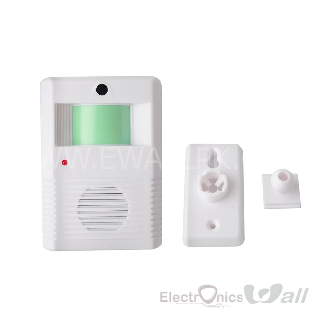 Human Motion Sensor Alarm PIR