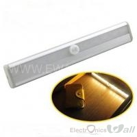Automatic On/Off LED Bar Strip PIR (Yellow) IR