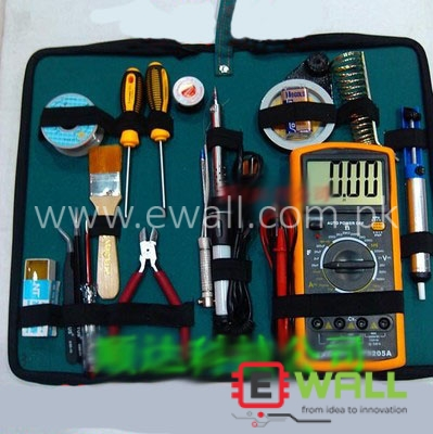 21pcs Basic Electronics Lab Start up Tools box
