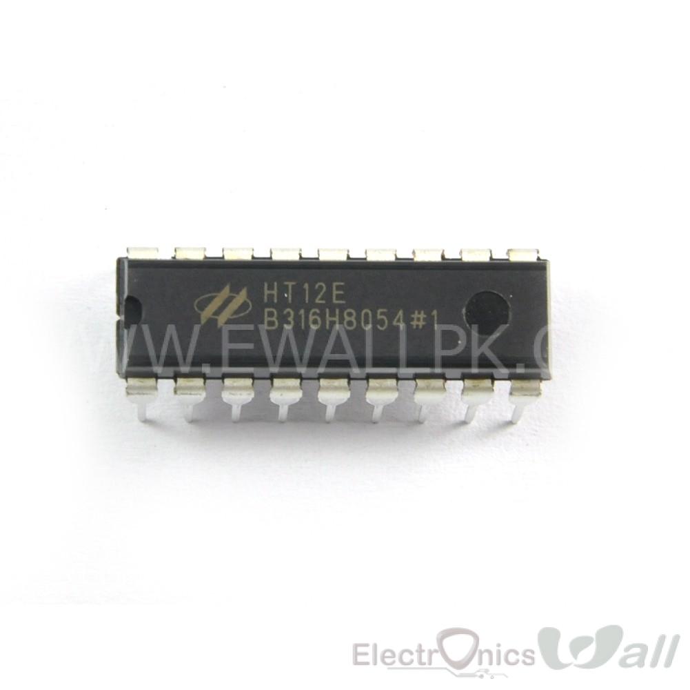 Hotek HT12E DIP-18 IC Encoder