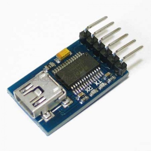FT232RL usb to serial (usb-serial) converter module