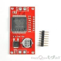 30A Single H-Bridge VNH2SP30-Monster Driver Module