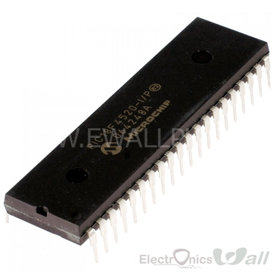 PIC18F4520 - 8-bit PIC Microcontrollers