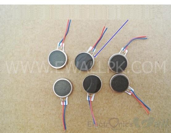 12MM*2.8 MM Micro Vibration Motor 2V-5V