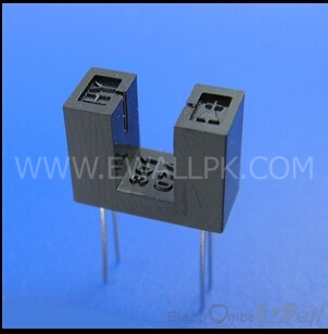 IR Interrupter Sensor /IR Encoder HY301-07A DIP-4 1/5