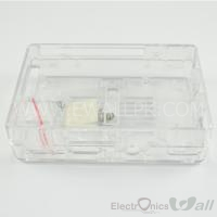 Plastic Case Transparent Box for Raspberry Pi 3 Model B+ B Plus