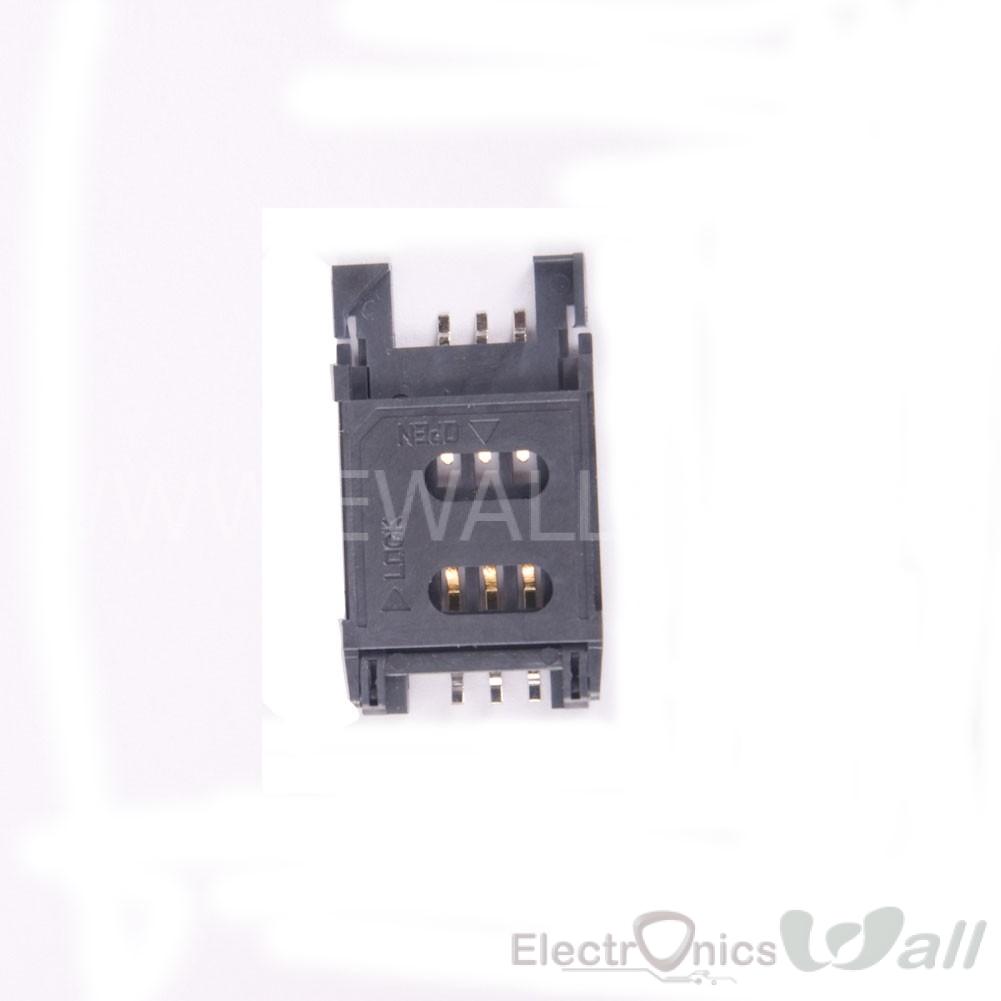 SIM Holder PCB mount